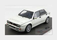 Lancia Delta Integrale Evo2 1992 Pearl White TOPMARQUES 1:12 TM12-01H