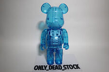 STAR WARS X MEDICOM TOY BEARBRICK 400% DARTH VADER HOLO HOLOGRAPHIC BE@RBRICK