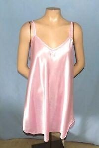 Simply Gorgeous  Secret Treasures Pink Chemise Size Xlarge