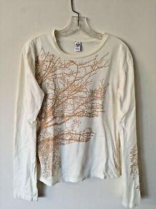 Women's PrAna long-sleeve t-shirt Size L