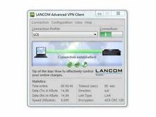 LANCOM Systems Upgrade Advanced VPN Client für Windows 10, 8, 7
