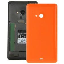 Ricambio Originale Cover Posteriore Arancione Nokia Microsoft Lumia 535