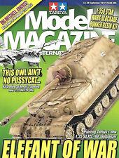 Tamiya Model #203 Star Wars Jagdpanzer Elefant A-10 Warthog G-40 Bulldozer