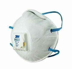 3M 8822 FFP2 N95 NIOSH Protective Disposable Face Mask Particulate Respirator