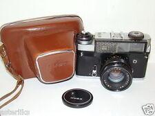 KIEV 5 Soviet/Russian 35mm Rangefinder Camera, Helios-94 (1.8/50)