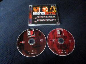 2xCD Soundtrack Amores Perros Gustavo Santaolalla Dover Control Machete Titan