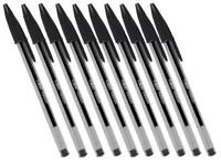 Pen Cristal Bic Black (10 Pack) - 830864