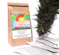 Alfalfa Bloom tea for cannabis in easy to use tea bags for 5 gallon batches.