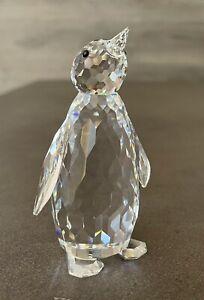 Swarovski Crystal Penguin