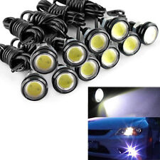 2pcs 9W LED Light Car Fog DRL Daytime Reverse Backup Parking Signal New UL