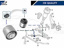 FOR JAGUAR S TYPE XJ XR FRONT SUSPENSION LOWER CONTROL ARM BUSH BUSHES KIT