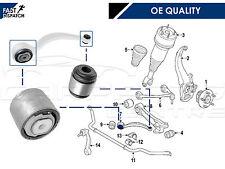 FOR JAGUAR S TYPE XJ XR FRONT SUSPENSION LOWER CONTROL ARM BUSH BUSHES KIT