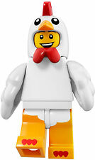 LEGO -CHICKEN SUIT GUY/ICONIC EASTER MINIFIGURE/COLLECTABLE MINI FIGURE SERIES 9
