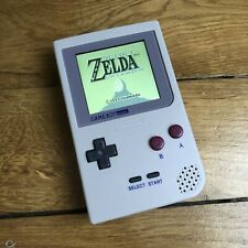 Nintendo Gameboy Game Boy Pocket Grey GBP IPS mod DMG