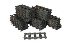 50 Lego 9V Eisenbahn TRAIN 4515 Gerade Schienen STRAIGHT TRACKS