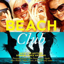 Various Artists - Beach Club - 2xCD Digipak (2016) - NEW