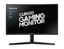 Monitor Led 23.5 Samsung C24fg73 curvo negro