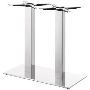 Tischgestell Chrom C2 - Gastronomie, Bistro, Restaurant, Büro, Esszimmer