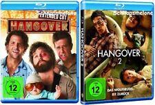 HANGOVER (1) und HANGOVER 2 / 2  BLU RAY wie NEU