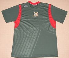 Mexico Futbol Federation Mexican National Soccer Football Jersey Shirt L Large