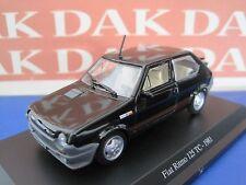 Die cast 1/43 Modellino Auto Fiat Ritmo 125 TC 1981
