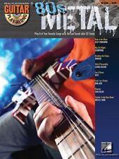 '80s Metal: Guitar Play-Along Volume 39