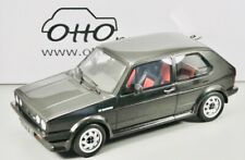 Otto mobile Volkswagen GOLF 1 GTI 16S Grey Oettinger  1/18 OT551