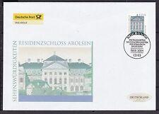 Briefmarken aus Deutschland (ab 1945) mit Ersttagsbrief für Bauwerke