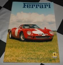 FERRARI OWNERS MAGAZINE WINTER 1995 ISSUE 108 FERRARI 553 SQUALO GP TONY BROOKS