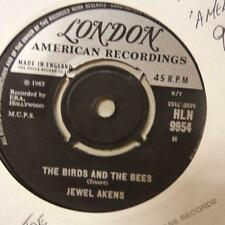 "Jewel Akens(7"" Vinyl)The Birds & The Bees / Tic Tac Toe-London-HLN 9954-Ex/Ex"
