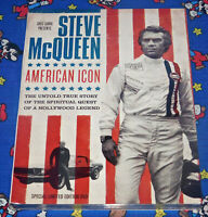 STEVE MCQUEEN AMERICAN ICON New Sealed DVD Untold True Story