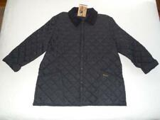 BARBOUR Liddesdale Black Quilted Jacket - XXL - NWT