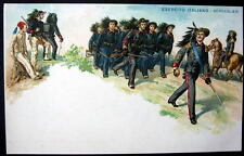 Italy~1900's ESERCITO ITALIANO~BERSAGLIERI~MILITARY