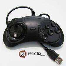 SEGA Mega Drive USB Controller PC, Mac, Steam - Professional Aftermarket