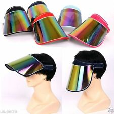 Acrylic Visor Hats for Men