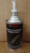 GENUINE TOYOTA LEATHER AND VINYL CLEANER/PROTECTANT