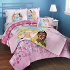 Disney Princess Royal Garden Twin / Full Size Comforter