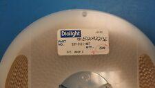(25 PCS) 597-3111-407 DIALIGHT LED Uni-Color Red 660nm 2-Pin Chip 1206