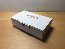 New - Alarm Clock Case Box SWIZA Estuche Caja - Empty Vacío - 18,5 x 11 x 5 cm