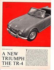 triumph tr4 hardtop in Collectables   eBay