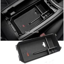 Interior Armrest Storage Box Holder Fit For Mercedes Benz C Class W205 2014-2017