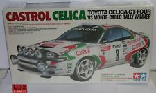 Toyota Celica 1993 ganador Rally Monte-Carlo 1 24 Tamiya