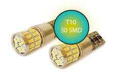 2x STÜCK LED Standlicht T10 30 Power SMD Xenon Weiss für Scheinwerfer 12 Volt