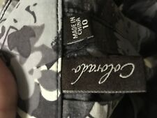 Colorado size 10 printed stitching embelishment cotton skirt