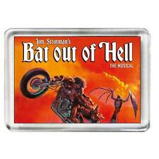 Bat Out Of Hell. The Musical. Fridge Magnet.