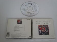 PAUL SIMON/GRACELAND(WARNER BROS. 7599-25447-2) CD ALBUM