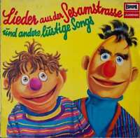 Various Lieder Aus Der Sesamstrasse Und Andere Lu LP Vinyl Schallplatte 131161