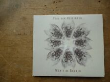 VERA VAN HEERINGEN: Wont Be Broken: 2019 Clean CD 11 trks
