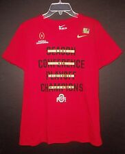 Ohio State Buckeyes Women's Ladies XL Reigning National Champions Nike Shirt NEW