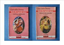 CLUB DELLA DONNA - STORIA DI UN GRANDE AMORE - BLAKE  - 1985 1^ EDIZIONE